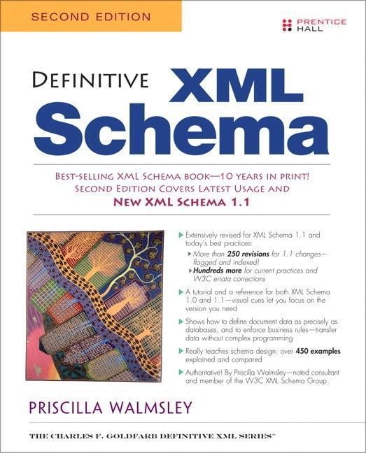 Definitive XML Schema als Buch von Priscilla Wa...