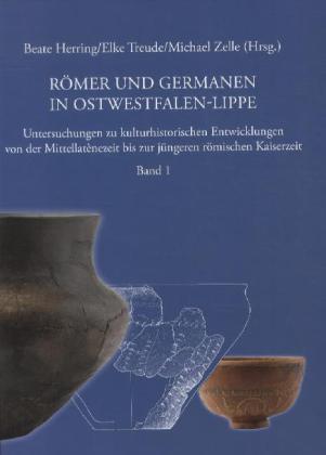 Römer und Germanen in Ostwestfalen-Lippe als Bu...