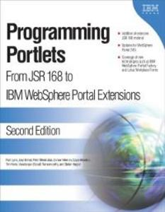 Programming Portlets als eBook Download von Joe...