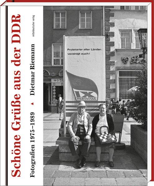 Schöne Grüße aus der DDR als Buch von