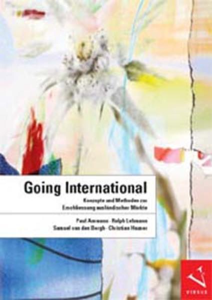 Going International als Buch von Paul Ammann, R...