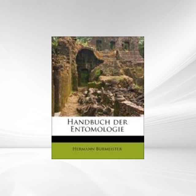 Handbuch der Entomologie als Taschenbuch von He...