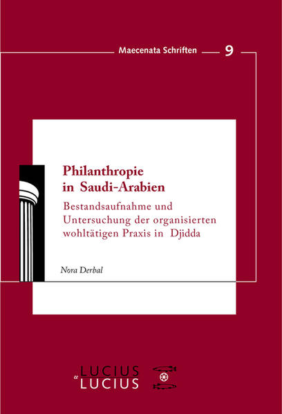 Philanthropie in Saudi-Arabien als Buch von Nor...