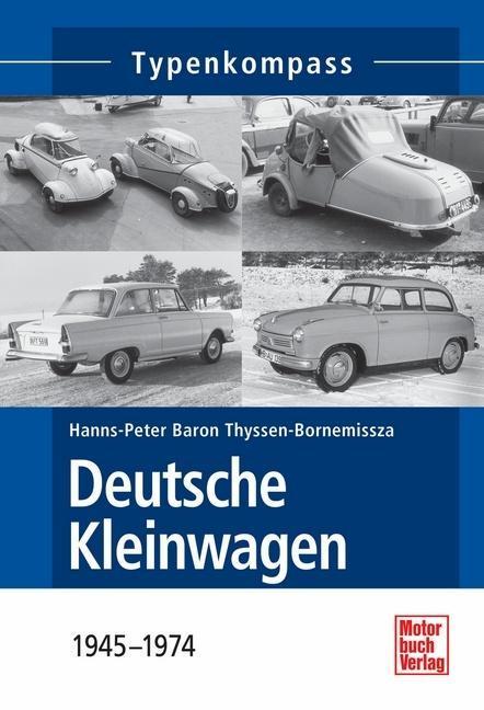 Vorschaubild von Deutsche Kleinwagen