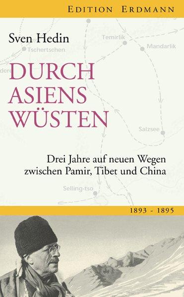 Durch Asiens Wüsten als Buch von Sven Hedin