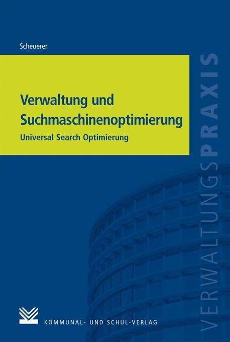 Verwaltung und Suchmaschinenoptimierung als Buc...