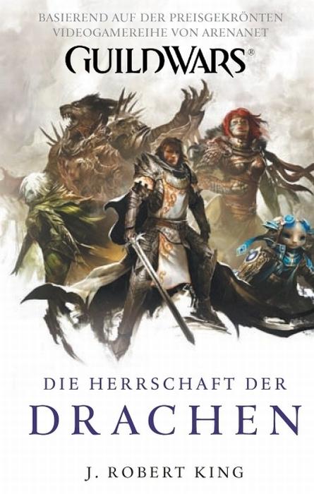 Guild Wars Band 2: Die Herrschaft der Drachen a...