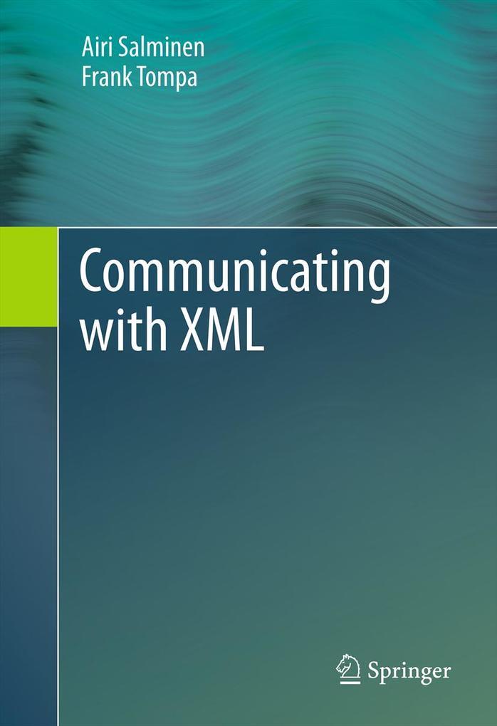 Communicating with XML als eBook Download von A...