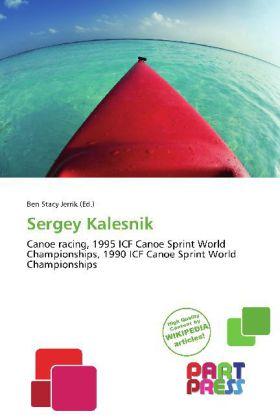 Sergey Kalesnik als Taschenbuch von