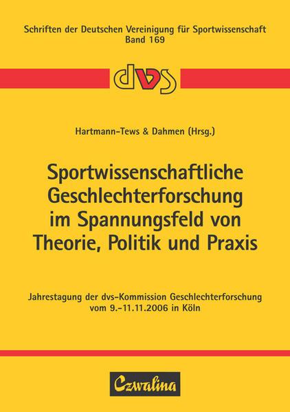 Sportwissenschaftliche Geschlechterforschung im...