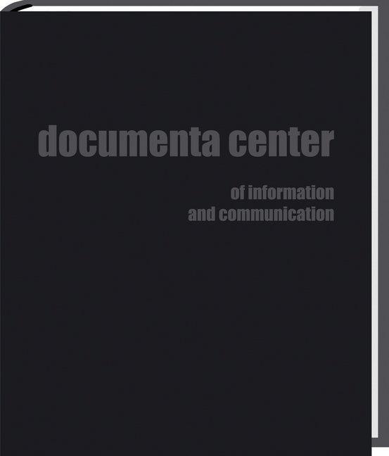 documenta center als Buch von