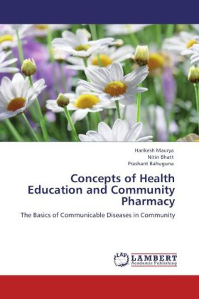 Concepts of Health Education and Community Phar...