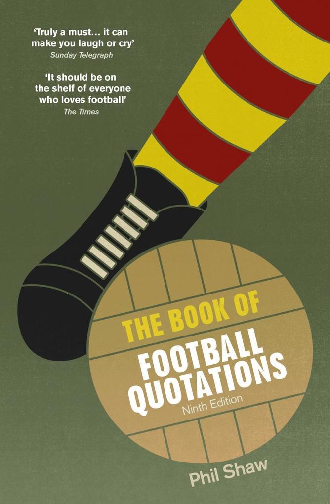 The Book of Football Quotations als eBook Downl...