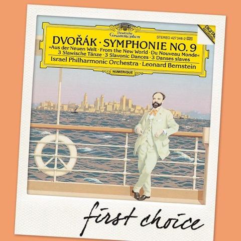 Sinfonie 9/Slaw.Tanze op.46 (FC)