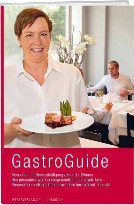 Schweizer GastroGuide als Buch von