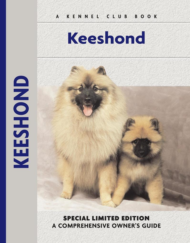Keeshond als eBook Download von J. Piet Hussel