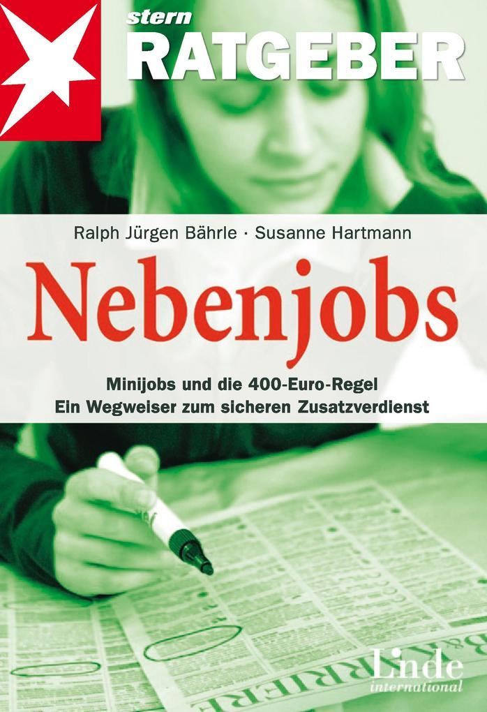Nebenjobs als eBook Download von Ralph Jürgen B...