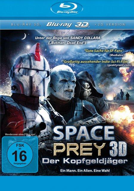 Space Prey 3D - Der Kopfgeldjäger