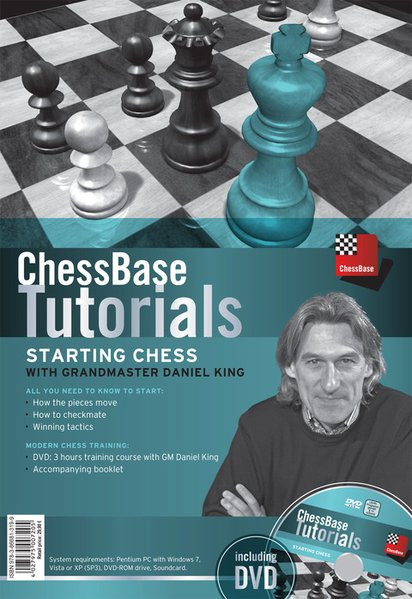 Starting Chess with Grandmaster Daniel King