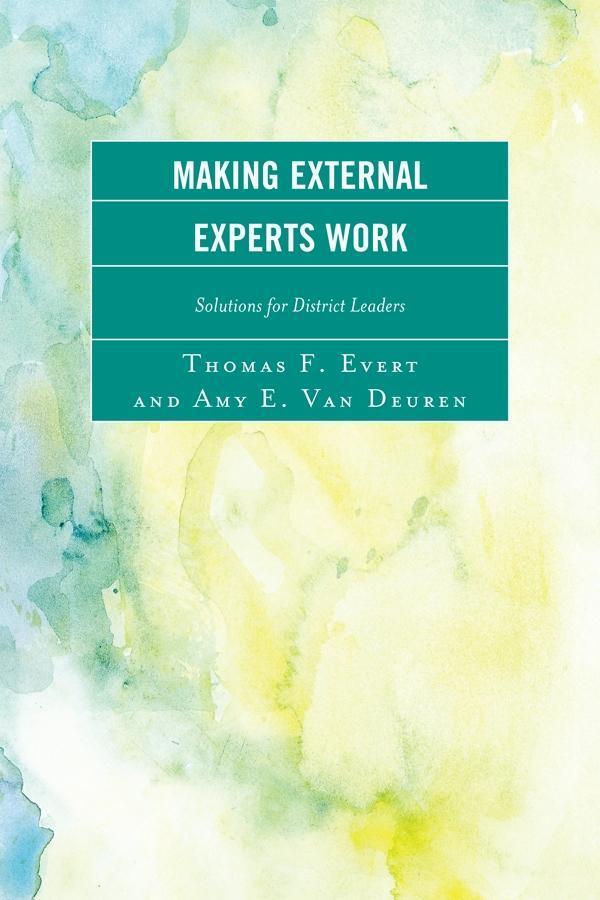Making External Experts Work als eBook Download...