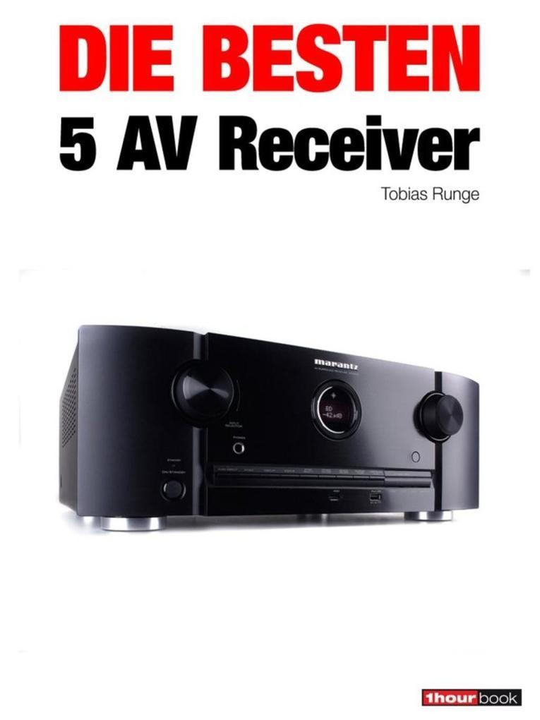 Die besten 5 AV-Receiver als eBook Download von...