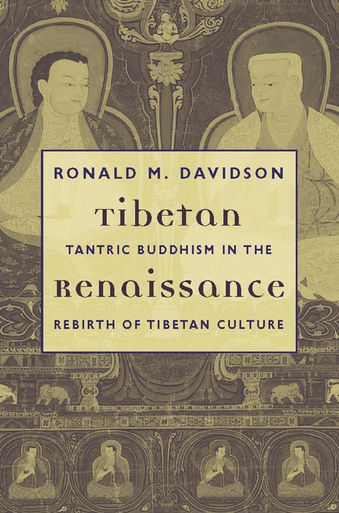 Tibetan Renaissance als eBook Download von Rona...