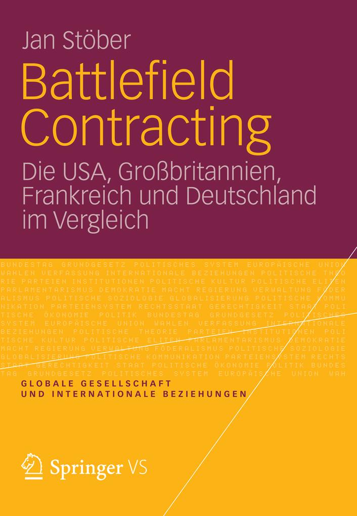 Battlefield Contracting als eBook Download von ...