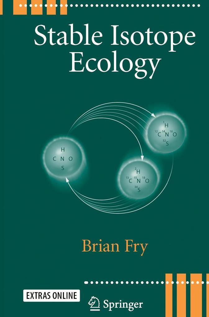 Stable Isotope Ecology als eBook Download von B...