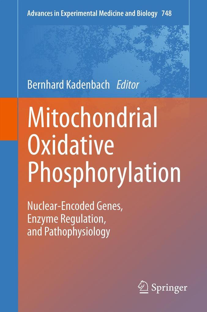 Mitochondrial Oxidative Phosphorylation als eBo...