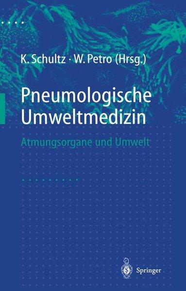 Pneumologische Umweltmedizin als Buch von