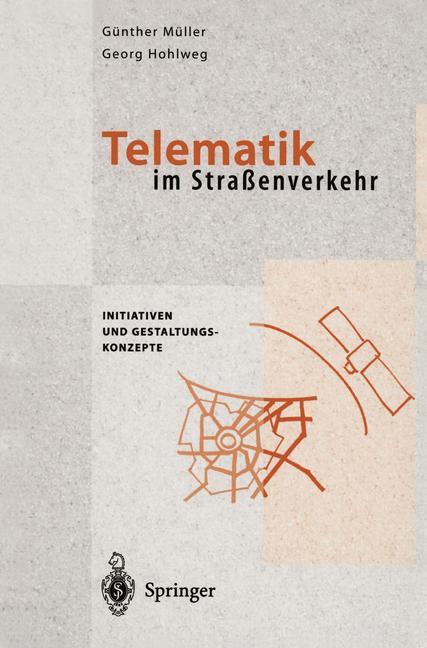 Telematik im Straßenverkehr als Buch von Georg ...