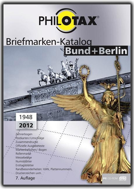 BUND + Berlin Briefmarken-Spezial-Katalog