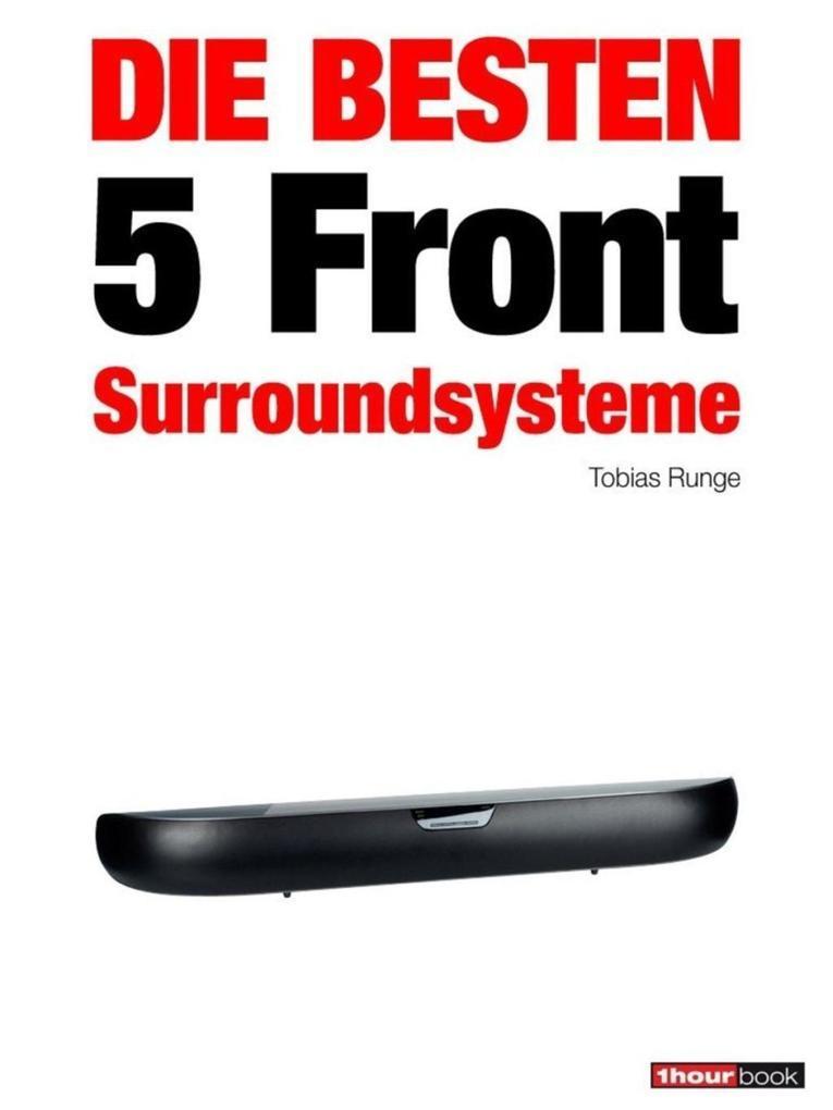 Die besten 5 Front-Surroundsysteme als eBook Do...