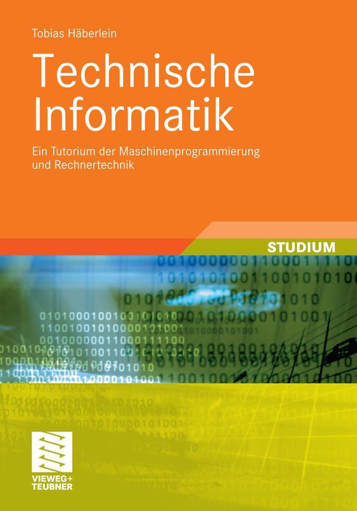 Technische Informatik als eBook Download von To...