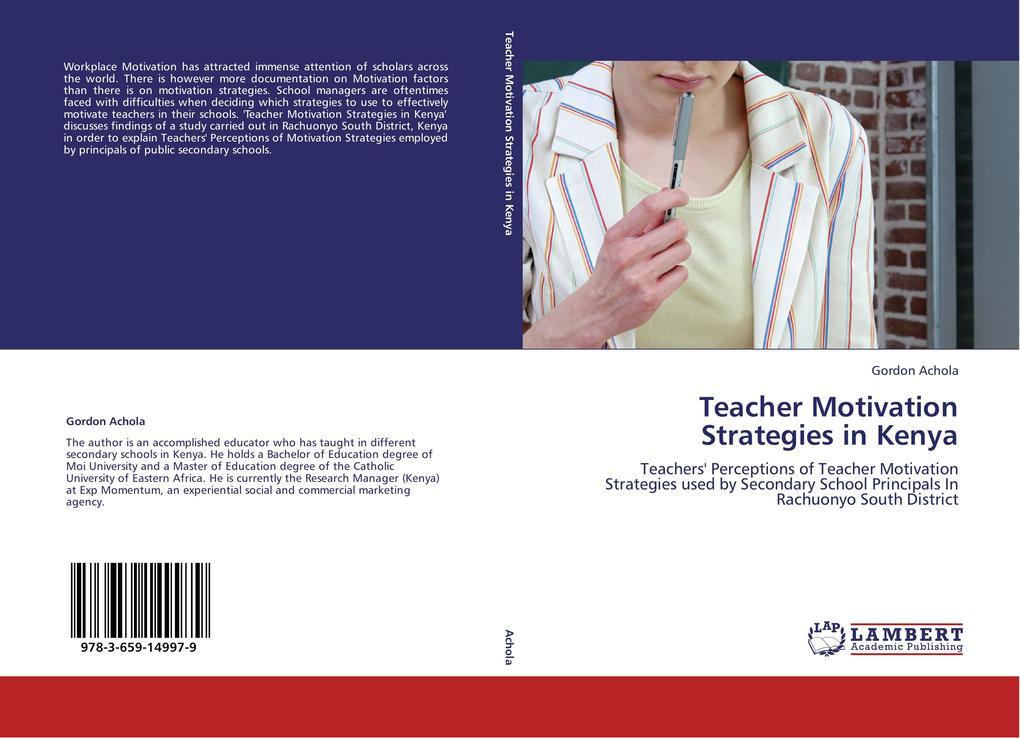 Teacher Motivation Strategies in Kenya als Buch...