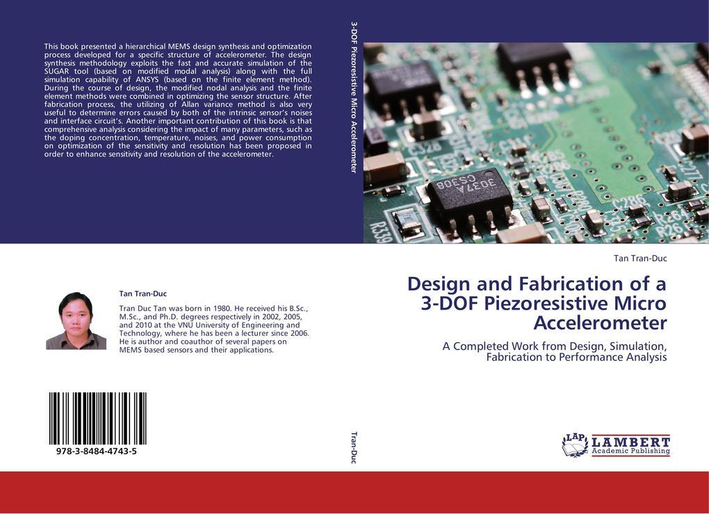 Design and Fabrication of a 3-DOF Piezoresistiv...