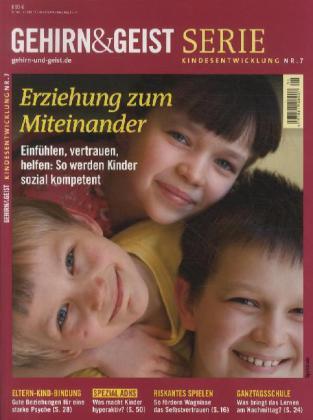 Erziehung zum Miteinander als Buch von