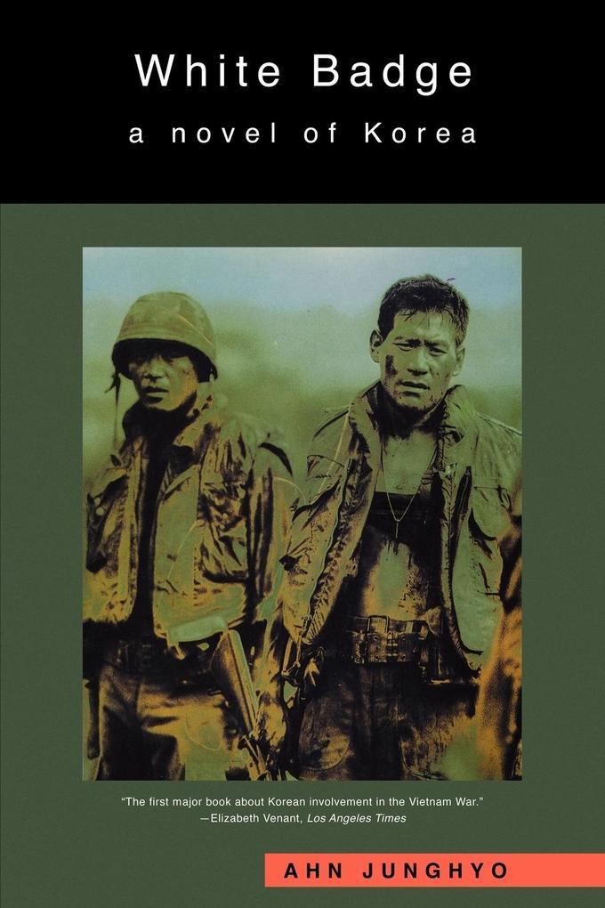 White Badge als Taschenbuch von Ahn Junghyo, Ju...