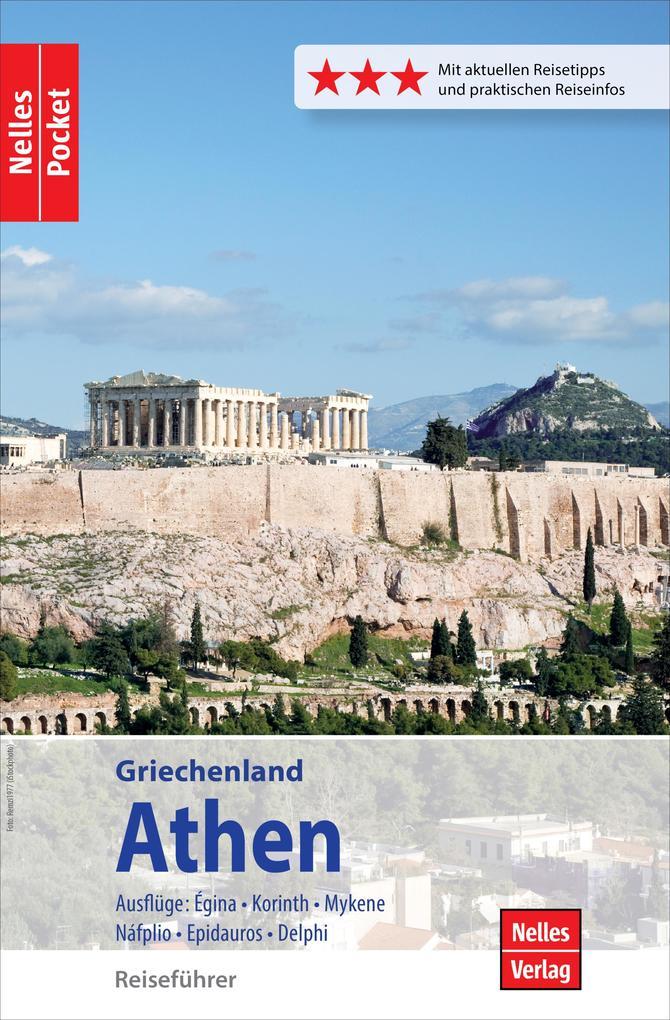 Nelles Pocket Reiseführer Athen als eBook Downl...