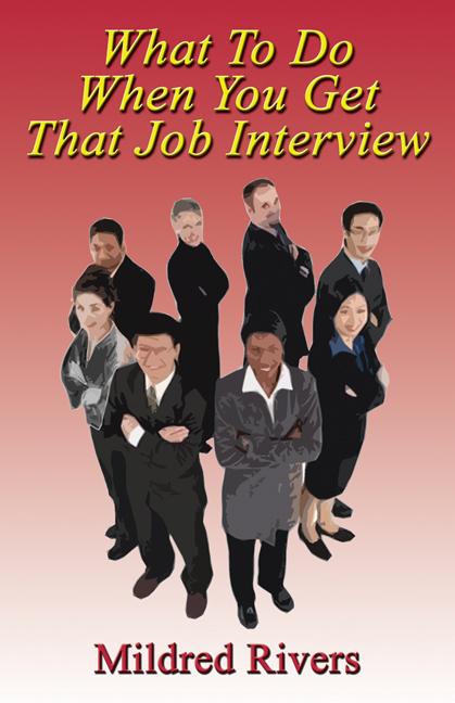 What To Do When You Get That Job Interview als ...
