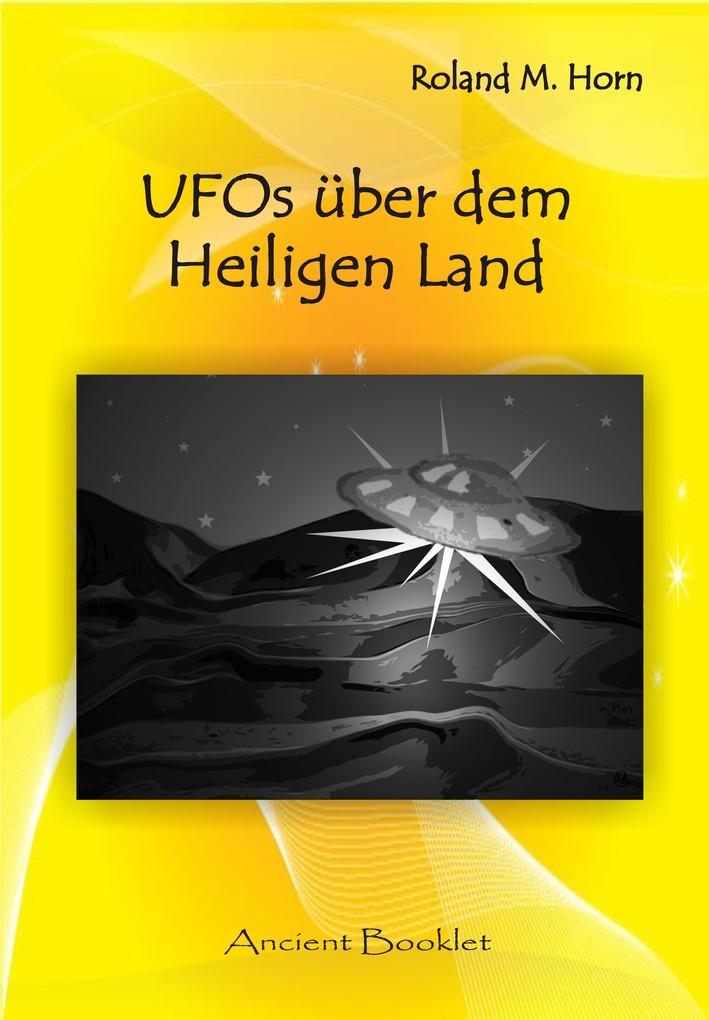 UFOs über dem Heiligen Land als eBook Download ...