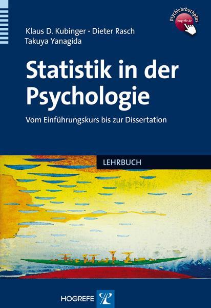 Statistik in der Psychologie als eBook Download...