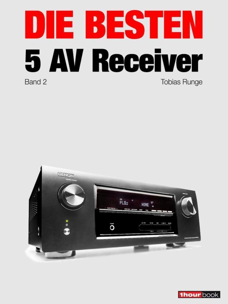 Die besten 5 AV-Receiver (Band 2) als eBook Dow...