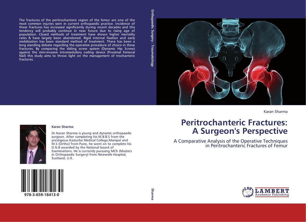 Peritrochanteric Fractures: A Surgeon´s Perspec...