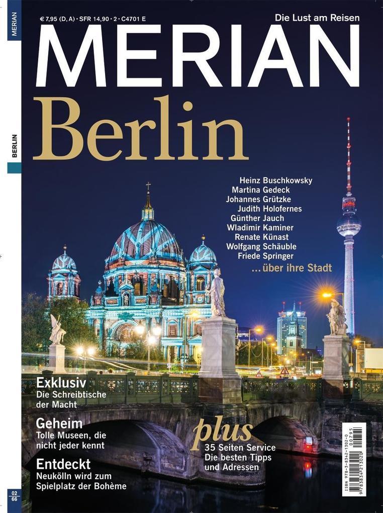 MERIAN Berlin als Buch von