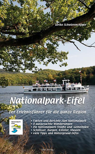 Nationalpark Eifel als Buch von Ulrike Schwiere...