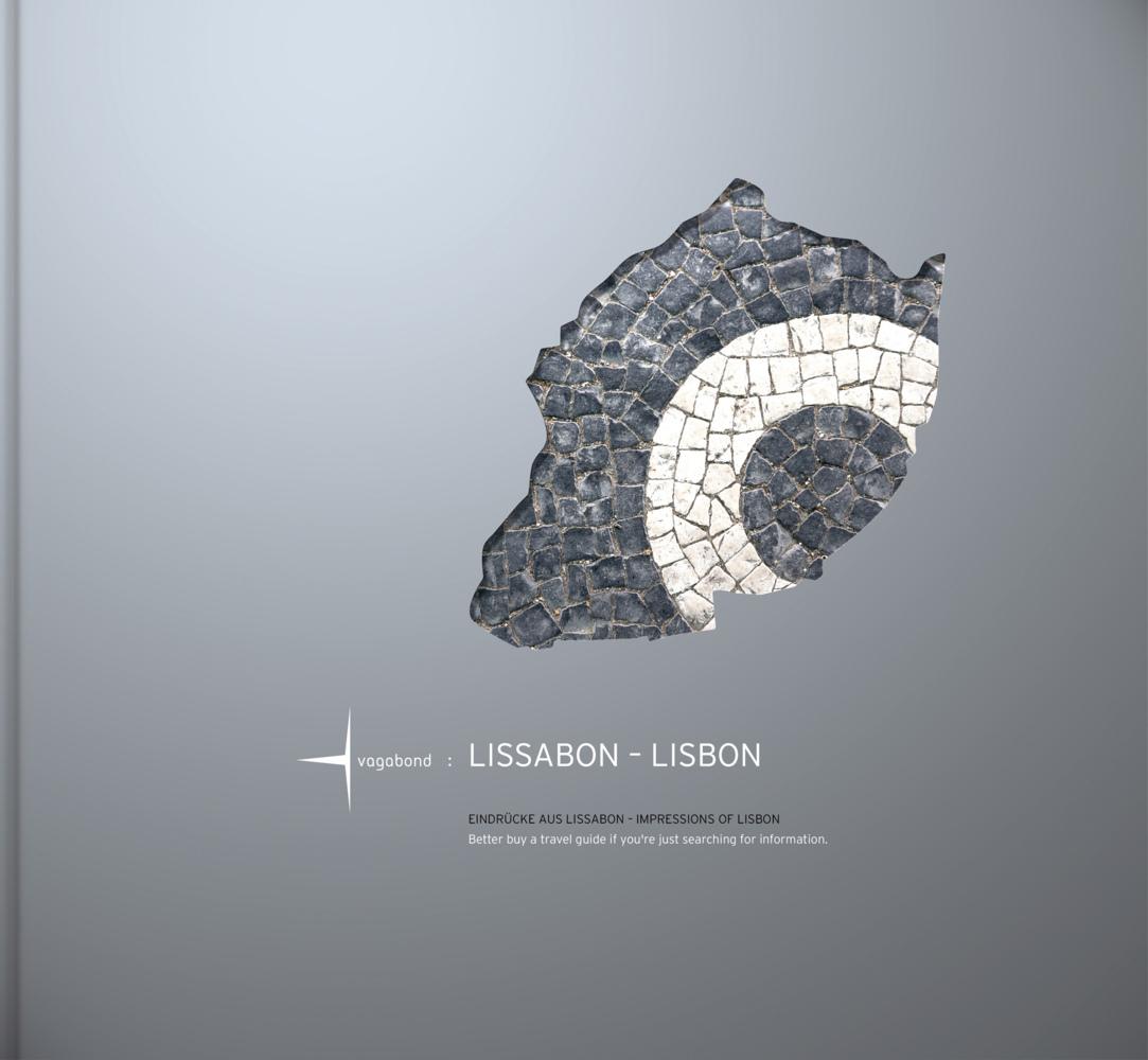 LISSABON - LISBON als Buch von Bernd Rücker