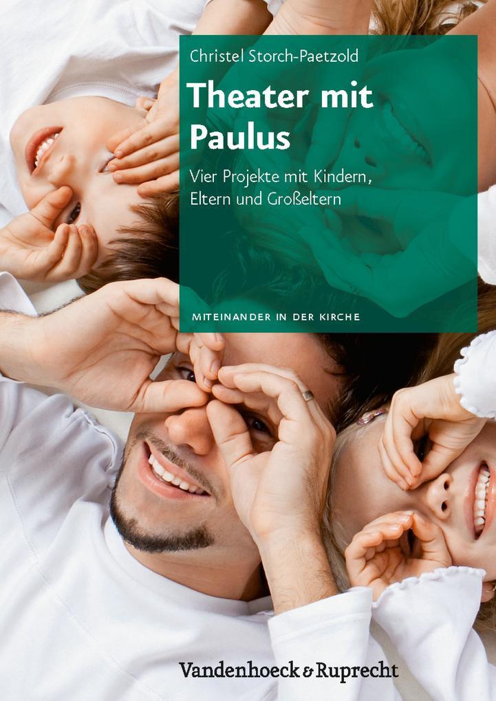 Theater mit Paulus als eBook Download von Chris...
