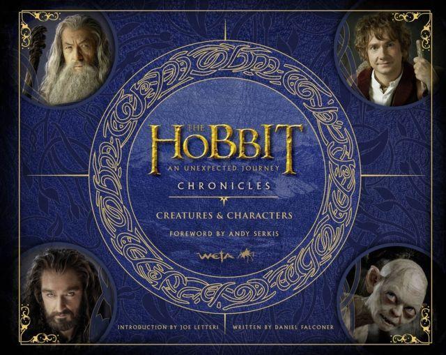 9780007487264 - Daniel Falconer: The Hobbit Chronicles: Creatures & Characters als Buch von Daniel Falconer - Buch