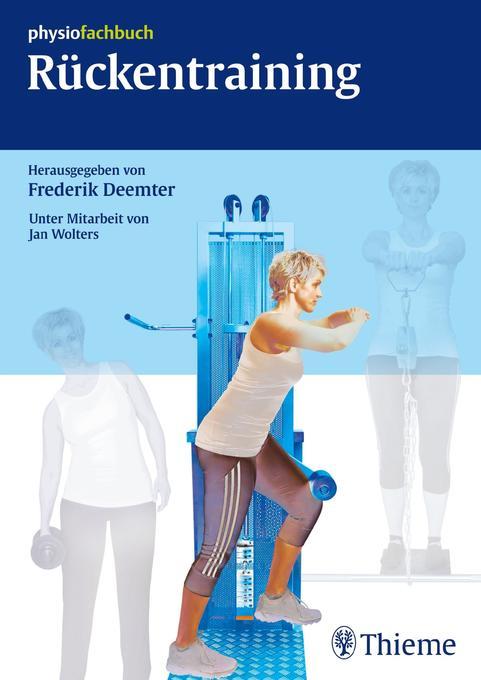 Rückentraining als eBook Download von Frederik Deemter - Frederik Deemter